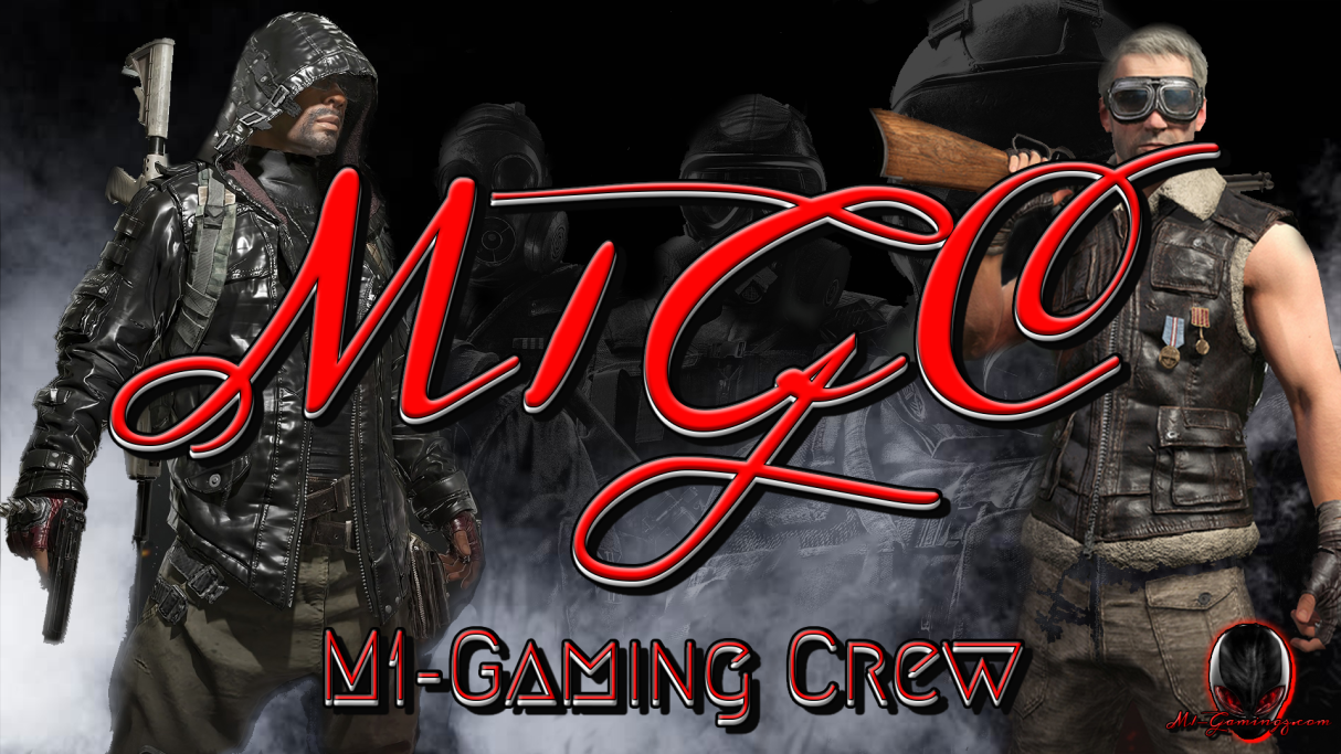 M1-Gaming Club / Crew